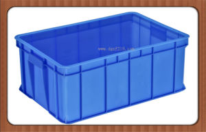 China High Quality Eco-Friendly Plastic Turnover Storage Container Manufacturer pictures & photos