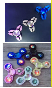 Ceramic Ball Hand Toy Fidget Hand Spinner Hotsale pictures & photos