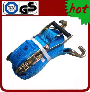 4t X 9m Ratchet Tie Down with Double J Hook