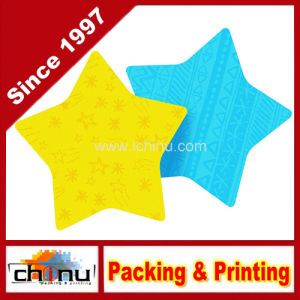 Sticky Pad, 2.9 X 2.8 Inch, Star Shape (440062) pictures & photos