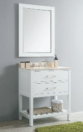 Three Color of Bathroom Cabinet (DS09) pictures & photos
