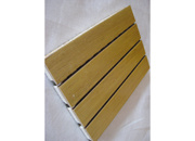 Wooden Composite Soundproof Panel (YZWC-007)