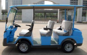 Stable Performance for 8 Seater Electric Sightseeing Bus with CE Certificate on Sale