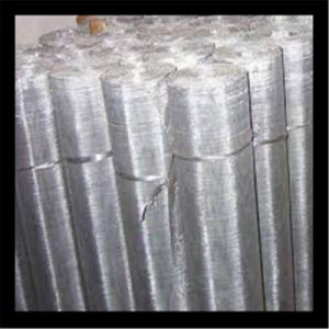 1 Meter Width Plain Weave 304 Stainless Steel Wire Mesh pictures & photos