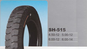 6.00-12, 6.00-14, 6.50-16, 7.50-16 Tiller Tyre Farm Tyre for Japanese Tractors pictures & photos
