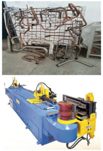 CNC Bending Machine for Pipe/Tube pictures & photos