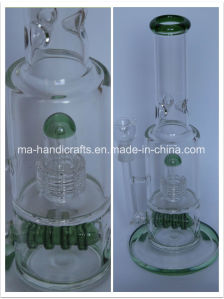 Factory Wholesale Smoking Glass Water Pipes pictures & photos