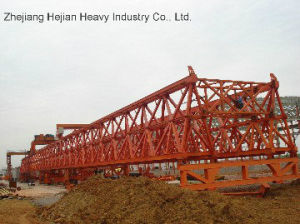 240t-40m Separate Parts of Bridge Launching Gantry Crane (JQ-03) pictures & photos