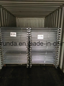 Hot DIP Galvanized Traffic Barrier for Obstruction pictures & photos