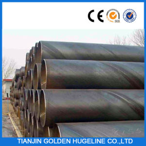 Welded ERW Carbon Steel Pipe 1/4′′-24′′ pictures & photos