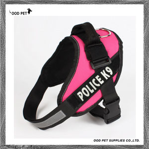 Non Pulling Dog Harness for Walking Dogs Sph9009 pictures & photos