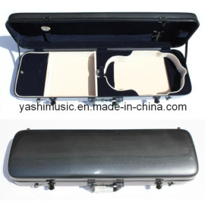 Carbon Fiber Oblong Violin Case (YSVC013)