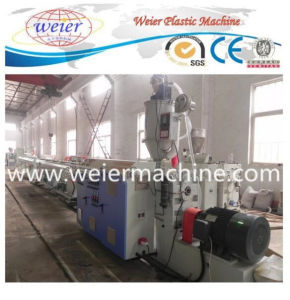 PVC Pipe Production Extrusion Line/PPR Pipe Making Machine pictures & photos