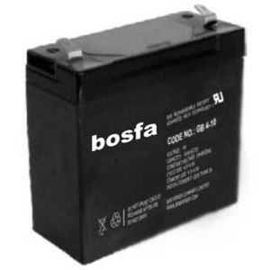 GB4-10 4V 10ah 4V10ah VRLA Battery 4 Volt Lead-Acid Battery 4 Volt Battery GB Battery