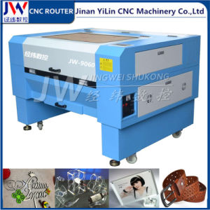 9060 Wood Acrylic MDF CNC Laser Machine for Cutting Engraving pictures & photos