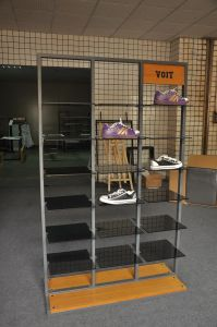 Retail Shoe Display Stand (SD001) pictures & photos