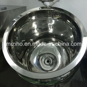 Mzh-V Food Pharmacy Cosmetic Vacuum Emulsifying Mixer pictures & photos
