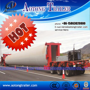 200 Ton Hydraulic Modular Semi Trailer for Sale pictures & photos
