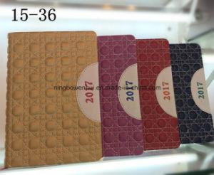 High Quality Custom Logo PU Leather Notebook /Diary