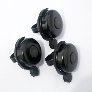 The Black Frosted Bike Bell (B-011) pictures & photos