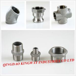 Stainless Steel Welding Nipple, 150lbs. pictures & photos