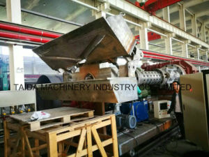 Tire Tread Rubber Extruder Machine Extrusion Line Factory Plant pictures & photos