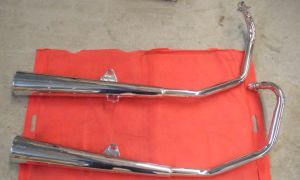 Muffler for Honda pictures & photos