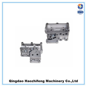 High Precision Casting Product and Aluminum Gravity Casting Parts pictures & photos