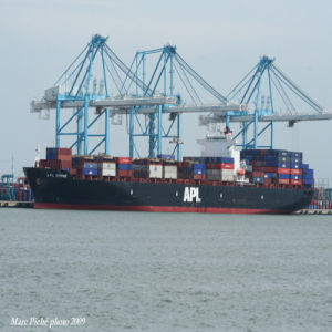 40hq Container From Shenzhen to Sokhna, Egypt pictures & photos
