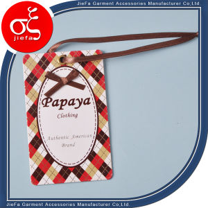 High Quality Hangtag for Garment pictures & photos
