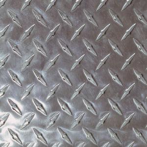 Diamond Aluminum Sheet (one bar) pictures & photos