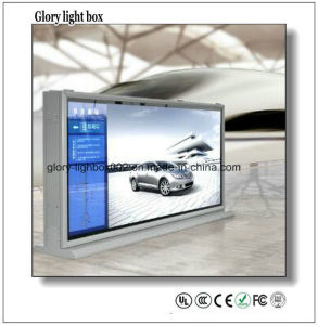 High Quality LED Scrolling Advertising Light Box pictures & photos