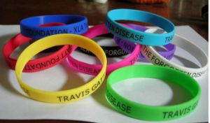 Professional Cheap Custom Silicone Wristband, Cheap Custom Silicone Bracelet, Bulk Cheap Silicone pictures & photos