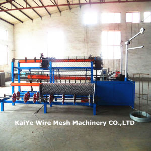High Speed Full Automatic Chain Link Fence Machine pictures & photos