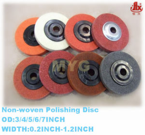 """4""""X12mm Non Woven Pad pictures & photos"""