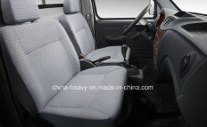 Largest Space of K21 LHD Mini Small Lorry Cargo Truck pictures & photos