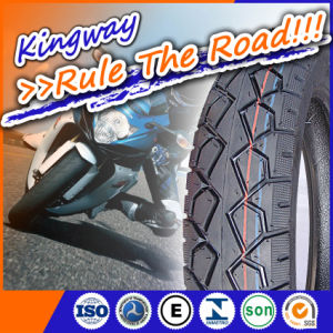 Cheap High Quality 110/90-16 Motorcycle Tire and Tube for South America Market pictures & photos