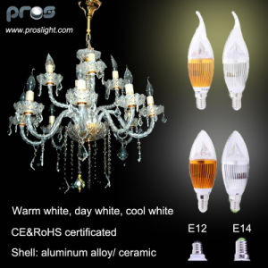 5W LED Chandelier Lighting Bulbs Lamp Candle Light pictures & photos