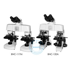 Comparison Biological Microscope (BNC-117M, BNC-120A) pictures & photos