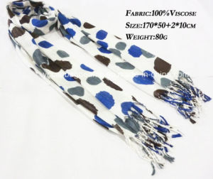 New Fashion Printed Viscose Fashion Scarf pictures & photos