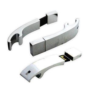 Metal USB Flash Drive USB Stick Disk (M-03A) pictures & photos