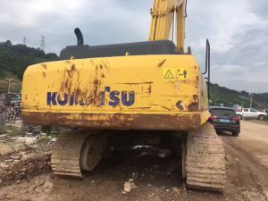 Very Good Working Condition Used Komatsu PC 360-7 for Sale pictures & photos