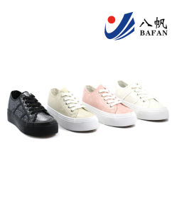 Fashion Women Canvas Shoes Casual Shoe (BFM0311) pictures & photos