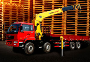16ton Truck-Mounted Crane Sq16sk4q pictures & photos