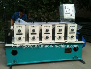 Small Steel Reinforcement Steel Roll Forming Machine for PVC Window and Door (LL-XB-6C) pictures & photos