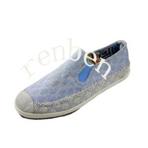 New Sale Design Men′s Canvas Shoes pictures & photos