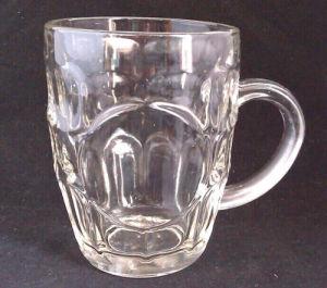 Smile Glass Tumbler Beer Mug Tea Cup Tumbler pictures & photos