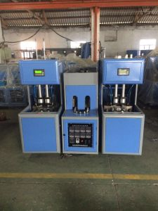Semi-Automatic Round Bottle Blow Molding Machine with Factory Direct Price pictures & photos