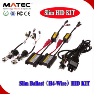 12V 35W Car HID Xenon Kit (H13, H4, 9004, 9007) pictures & photos