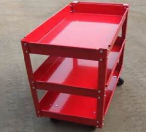 3 Layers of Workshop Tool Cart pictures & photos